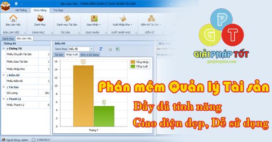Phần mềm Quản lý Tài sản miễn phí cho Doanh nghiệp