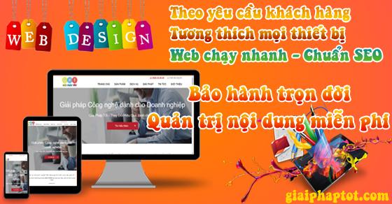Dịch vụ Thiết kế web giá rẻ tại Đà Nẵng